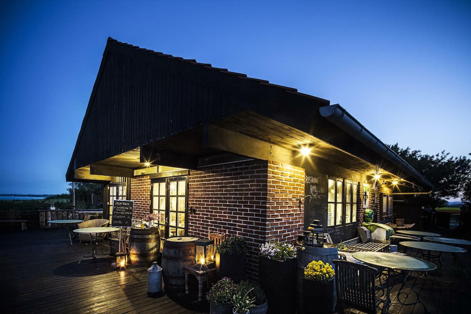 Restaurant Himmel & Hav - foto: Jesper Rais, www.raisfoto.dk